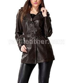 Jaket Kulit Blazer & Dress Wanita » RWB 013 • www.raffileather.com Jual Jaket Kulit Asli Garut Murah & Berkualitas