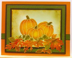Artfully Articulate: Festively Fall Week 2! Step by step instructions on creating fun embellishments with Dreamweaver stencils and embossing paste!