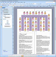 Festprogram.pub - Microsoft Publisher dokument Festprogrammet är gjort i Microsoft Publisher för enkelhetens skull, det finns många appli...
