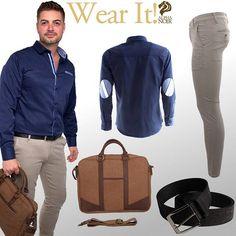 Empieza el día que con un #Outfit elegante y colorido para ir a la oficina. Aprovecha las #Rebajas y hazte con él a un precio increíble. Wear It! 👔 http://bit.ly/20016001 👔 #ModaHombre #moda #fashion #style #estilo #instafashion #tendencia #lookdodia #model #instamoda #fashionista #top #hombre #man #men #camisa #fashionmen #fashioninspiration #mensstyle #menstyle #menswear #mensfashion #ootd #menfashion #streetfashion #gentleman #menwithstyle