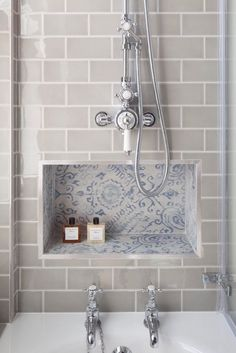 Mix & match tile styling for your bathroom