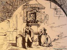 1831 2005 Il Facinoroso ravveduto avanti l'immagine di Maria Santissima | Flickr - Photo Sharing!