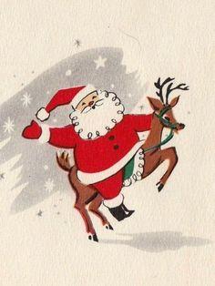 Christmas Tree Scent, Christmas Books, Christmas Love, Retro Christmas, Christmas Pictures, Vintage Greeting Cards, Christmas Greeting Cards, Christmas Greetings, Vintage Ephemera