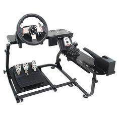 Ionrax RS2 E Brakes Racing Simulator Cockpit for PS3 GT5 GT6 Logitech G27 | eBay