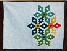 Hexagons Quilt