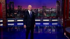 Letterman's farewell: Final monologue, Top Ten list, and his 'goodbye' to viewers