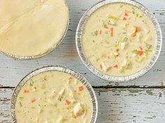 Personal Chicken Pot Pie Recipe