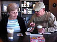 Sweetest story!  Man teaches girlfriend to read after stroke