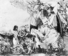 1966, Bela Kondor (1931-1972) Etching Prints, Hieronymus Bosch, Printmaking, Renaissance, Batman, Superhero, Drawings, Painting, Fictional Characters