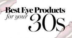 """Ah, your 30s: Those dark under eye circles are becoming more prominent and you're noticing a few more fine lines (#adulting.) But don't panic. """"You should continue your morning antioxidant eye cream [from your 20s] into your 30s, but now you should be adding on an evening retinol eye cream,"""" says Dr. Zeichner. Intimidating? Kinda. Here's everything you need to know about the ingredient. #UnderEyes #HomemadeSkinCareRecipes #SkinCream"""
