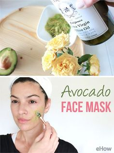 Avocado belongs not only in your mouth, but with this recipe, all over your face, too! Trust us, this recipe is so easy and works wonders for your skin! Take care of your skin and do this ASAP (since you already have all the ingredients anyway) http://www.ehow.com/how_2099410_make-avocado-face-mask.html?utm_source=pinterest.com&utm_medium=referral&utm_content=freestyle&utm_campaign=fanpage
