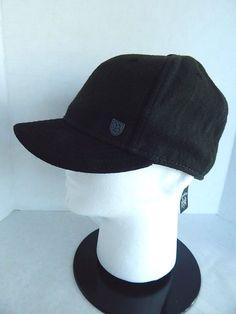 Brixton Ball Cap Adult Sz S Dark Green Black Baseball Hat Skate Surf  Fashion NWT   bf9110be0f7