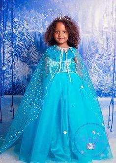 Elsa frozen photoshoot