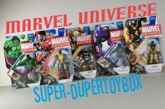 Hulk, Cyclops, Beta-Ray Bill, Kang, & Yellowjacket