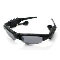 WMA Player Sunglasses - Stereo Sound Effect - - Product Description: Cool looking sunglasses / shades with and WMA player built in as well as high quality earphones for gre Mp4 Player, Cool Technology, Sound Effects, Screen Protector, Oakley Sunglasses, Headset, Accessories, Shades, Hip Hip