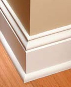 How to install trim and moldings