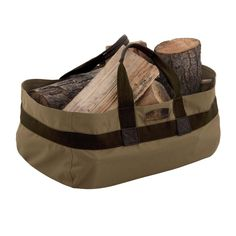 Classic Accessories Hickory Jumbo Log Carrier-55-201-012401-EC - The Home Depot