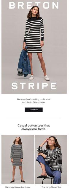 """1.30.17 everlane """"New Breton Stripes"""" (not full email)"""