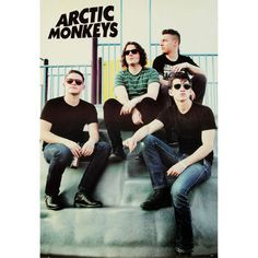 Arctic Monkeys - Import Poster