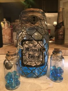 Mermaid Tears potion