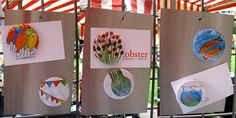 Minimemo = card + 2 magnets  Redlobster | Illustratie - Grafische vormgeving - Webdesign | Roeselare + Kortrijk | Illustratie