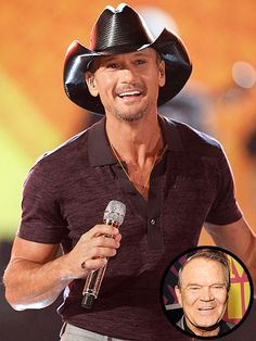 Tim McGraw to Perform on Glen Campbell's Behalf at the Oscars