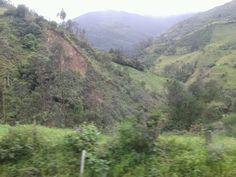Su caprichosa geografia #Ecuador