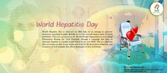 World Hepatitis Day, observed on July 28 every year, aims to raise global awareness of hepatitis