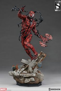 Carnage Premium Format Figure by Sideshow Collectibles