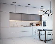 "查看此 @Behance 项目:""Визуализация кухни.""https://www.behance.net/gallery/43861497/vizualizacija-kuhni"