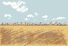 Tour de France - Yorkshire 2014
