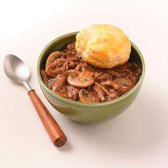 Presto Beef Stew