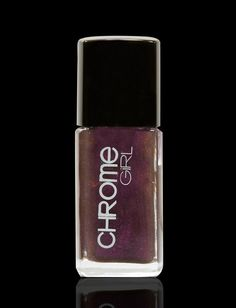 Soul Sister | Color: Dark Violet - Metallic/Shimmer | $12 | www.ChromeGirl.com | Cruelty Free, Made in the USA, and 5-free (NonToxic).