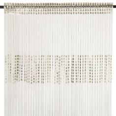 Rideau fil à fil Taupe - Yarny - Les rideaux - Rideaux, stores et voilages - Linge de maison - Décoration d'intérieur - Alinéa