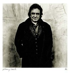 Johnny Cash by Anton Corbjin