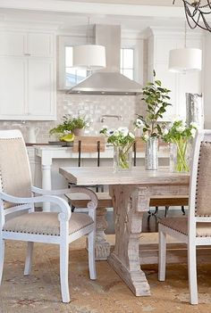 White Kitchen Inspiration & Decorating Ideas | perfectly imperfect