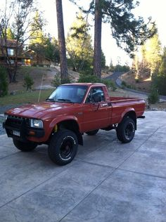 1983 Toyota Pick Up Done!