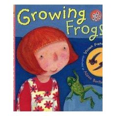 Growing Frogs, CAN9780763620523