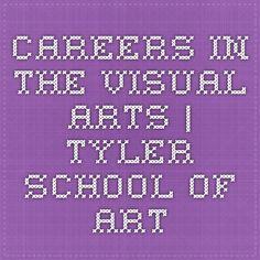 Careers in the Visual Arts | Tyler School of Art