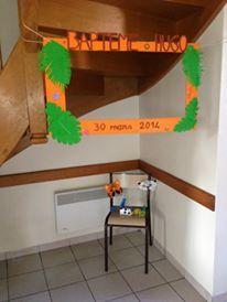 Photobooth sur le thème jungle, réalisé par Chä&co. Home Decor, Decoration Home, Room Decor, Home Interior Design, Home Decoration, Interior Design