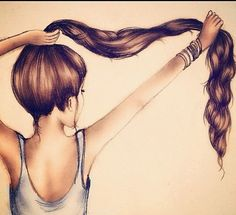 "Hair artwork ""colour me creative"" on instagram"