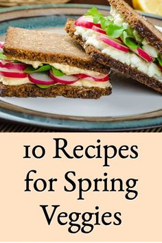10 recipes for spring veggies Pickled Beets And Eggs, Bhg Recipes, Arugula Pizza, Bacon Salad, Frittata Recipes, Sugar Snap Peas, Kale Chips, Fast Growing, Hens