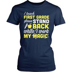 First Grade - Magic