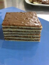Torte Cake, Cake Bars, Cookie Desserts, Dessert Recipes, Ital Food, Traditional Cakes, Hungarian Recipes, Something Sweet, Sweet And Salty