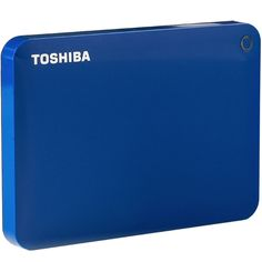Toshiba Canvio Connect II USB 3.0 2.5 2TB Portable External Hard Disk Drive Mobile HDD Desktop Laptop Encryption HDTC820YK3CA