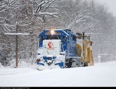 RailPictures.Net Photo: GMTX 2635 Marquette Rail EMD GP38-2 at Walhalla, Michigan by Jim Thias