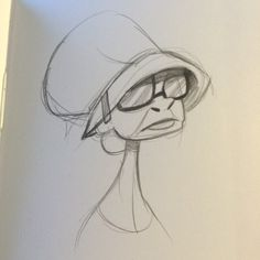 Luncher from yesterday Sketches, Character Art, Animation Art, Art Drawings Sketches, Cartoon Art Styles, Drawing Sketches, Art, Art Sketches, Cute Drawings