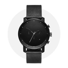 Mvmt Chrono Black Black
