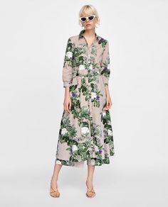 Zara Striped Skirt Womens L Possessing Chinese Flavors Skirts