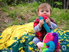 Camping With Infants: It Takes a Village